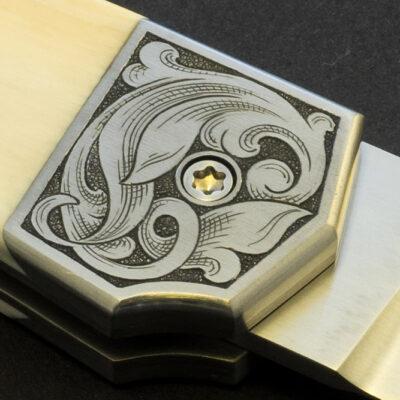 Backlock Folder - Detail rechts